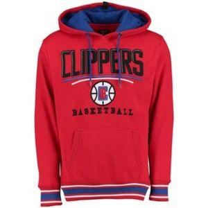 Men's UNK Red LA Clippers MVP 2.0 Hoodie